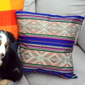 Incan Pillowcase