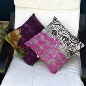 Kantha Pillow - S