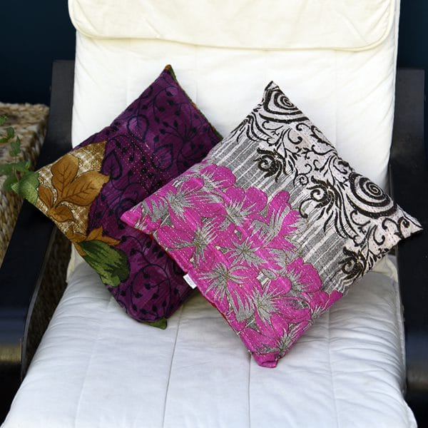 Kantha Pillow - S