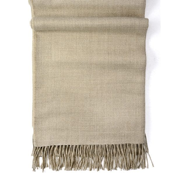 Luxury Baby Alpaca Throw