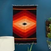 Ecuadorian Wool Tapestry - S