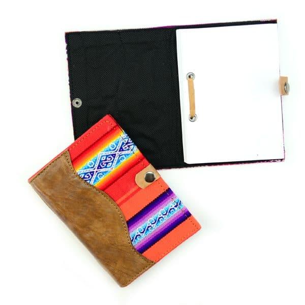 Fabric Sketch Book/Journal