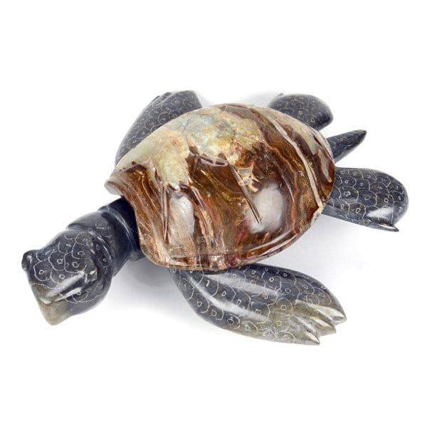 Display Marble/Onyx Turtle - M