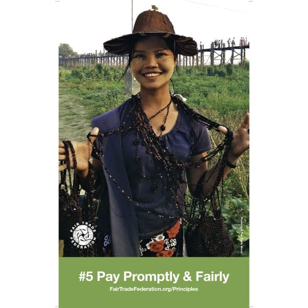 Fair Trade Principles Poster Set